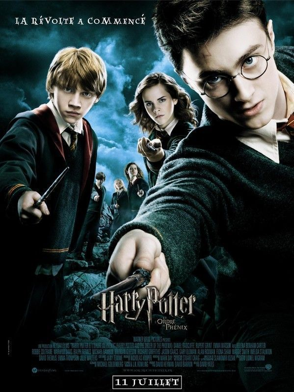 Harry Potter 5 et l'ordre du Ph?nix en streaming