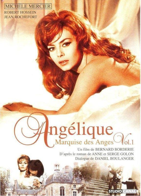 Angélique 1 - Angélique, Marquise des anges affiche