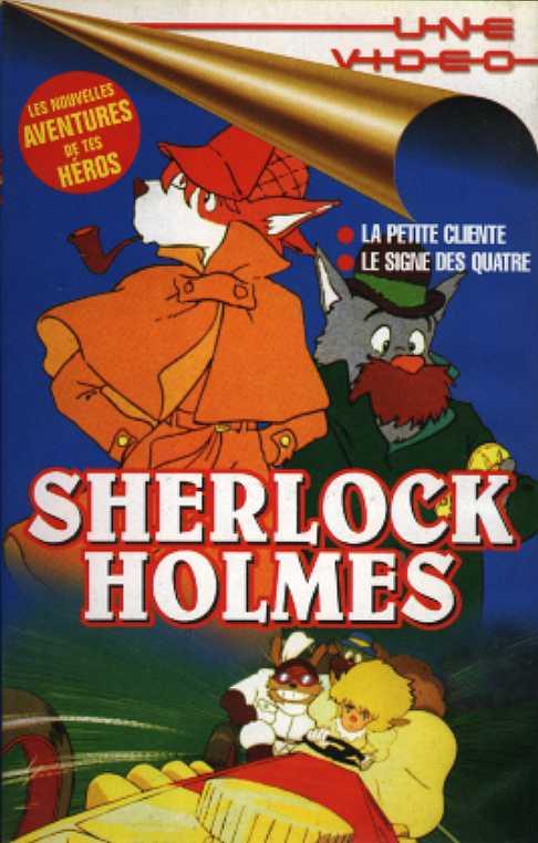 شارلوك هولمز الحلقة 26 الاخيرة